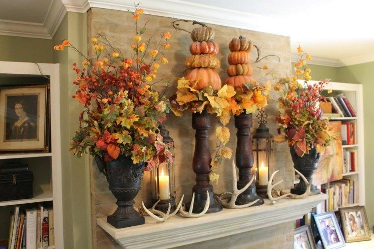 Ideas para decorar la casa y sentir el espíritu del otoño -