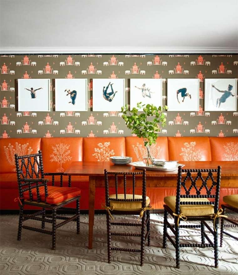 ideas para decorar casa otono comedor moderno ideas