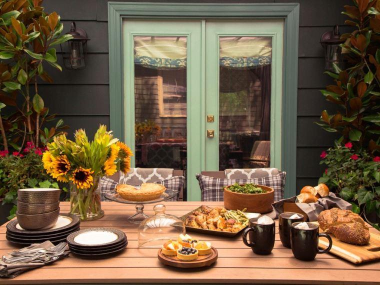 ideas decorar casa otono porche original