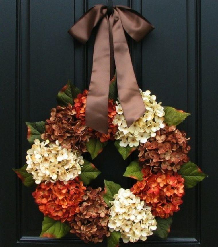 Ideas para decorar la casa y sentir el esp ritu del oto o - Decorar hojas de otono ...