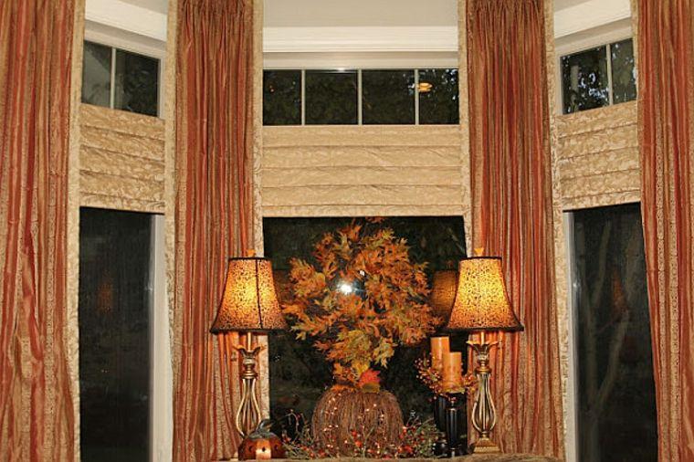 ideas decorar casa otono salon original