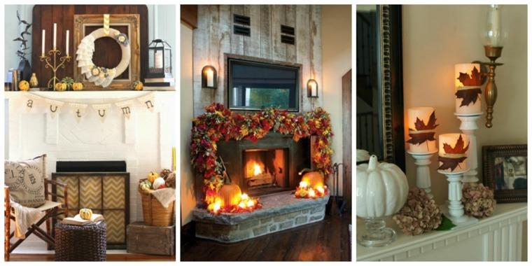 ideas decorar casa otono varias opciones original