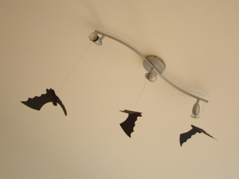 ideas para halloween murciélagos