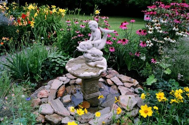 Patios r sticos ideas estupendas para decorarlos - Ideas para jardines rusticos ...