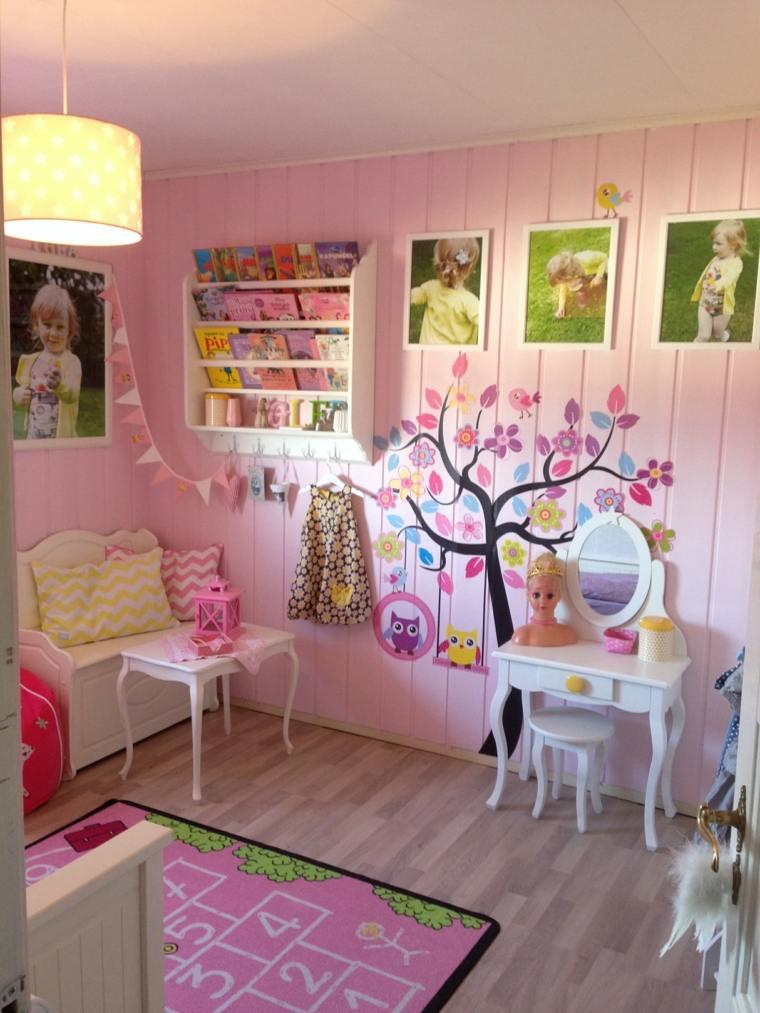 Juegos diarios en la habitaci n infantil dise ada por ti for Opciones para decorar un cuarto
