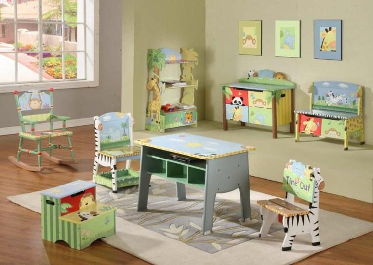 juegos diarios cuarto nino opciones diseno ninos pequenos muebles ideas