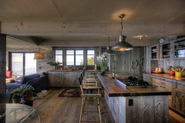 madera diseno cocina Simmons and Company ideas