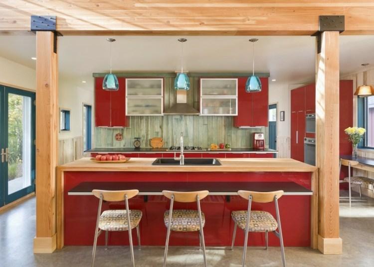 madera acentos estilos color suelos