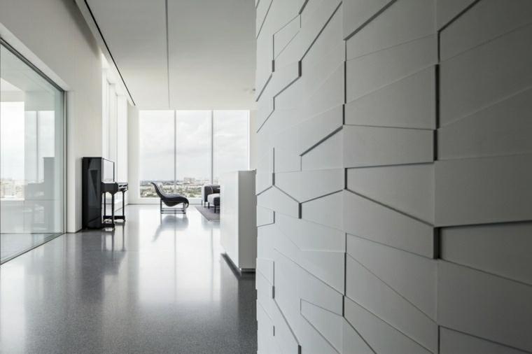 mansion decoracion paredes 3D pitsou kedem ideas