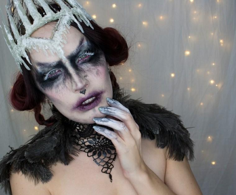 evil queen makeup - 900×743