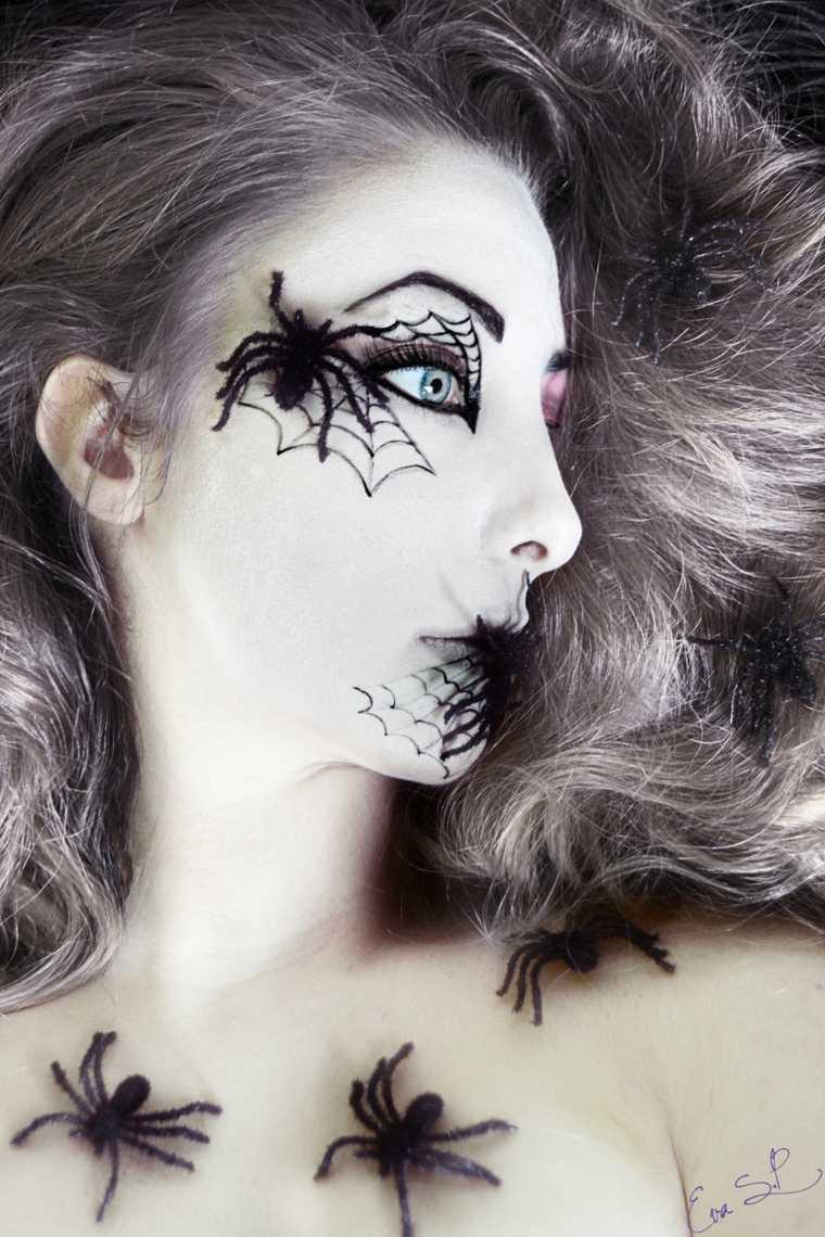 maquillaje de halloween original