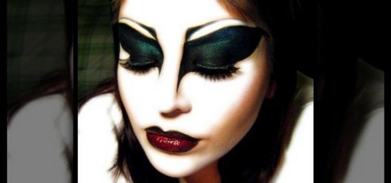 Maquillaje de halloween para mujeres hombres y nios