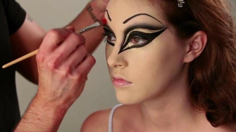 maquillaje para chicos chicas
