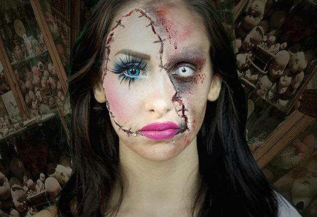 Maquillaje Para Halloween Propuestas Especiales Para Chicas
