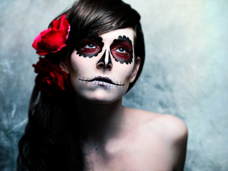maquillaje para halloween original