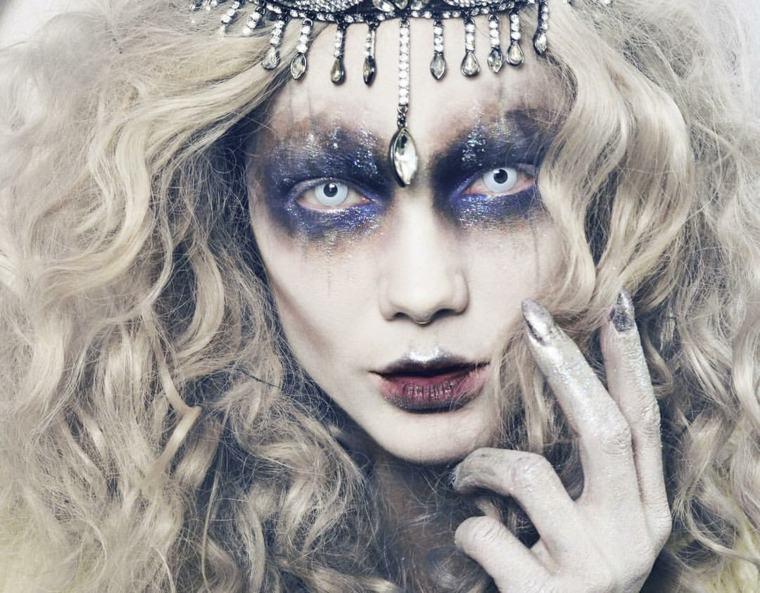 maquillarse para halloween dar miedo