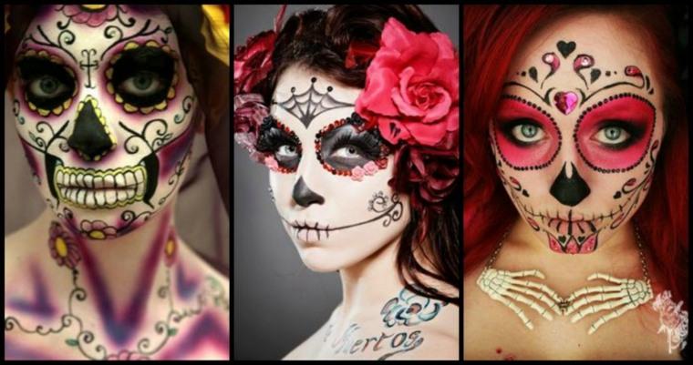 maquillarse para halloween inspirarse