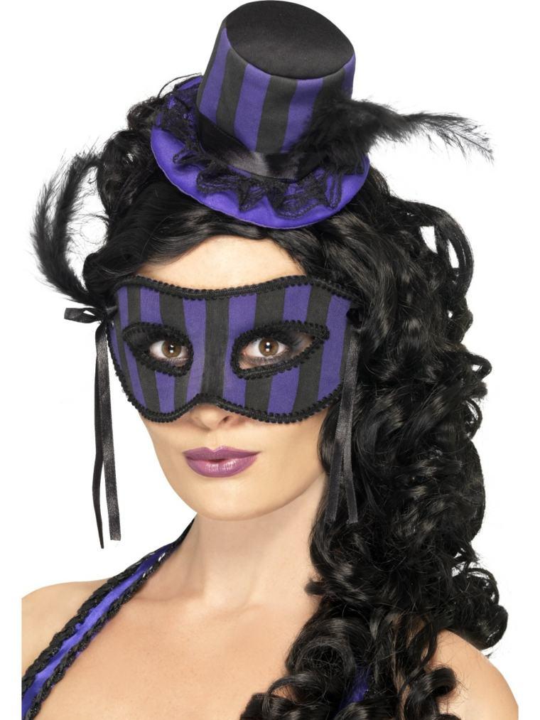 máscaras de halloween antifaz
