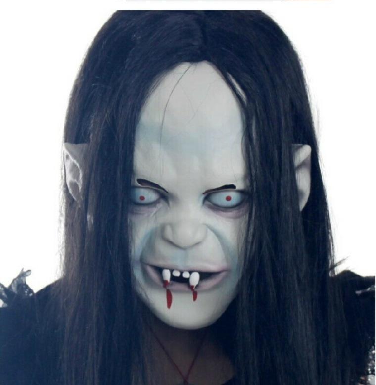 Mscaras de halloween que dan miedo