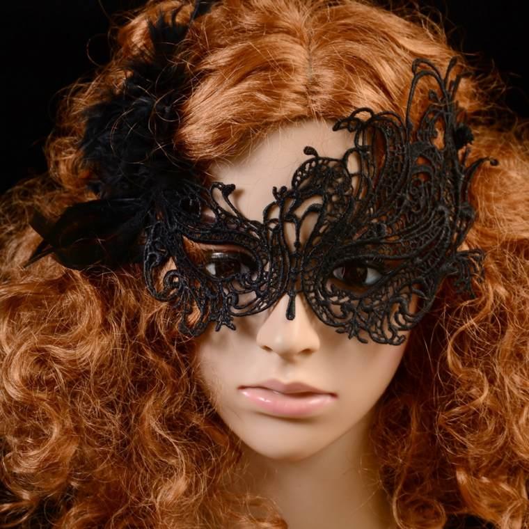 máscaras de halloween mujeres