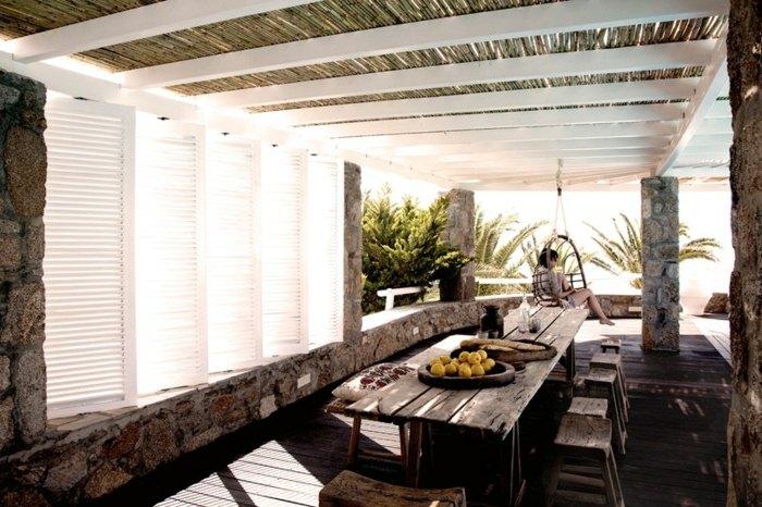 mikonos terraza conceptos estilos bambu