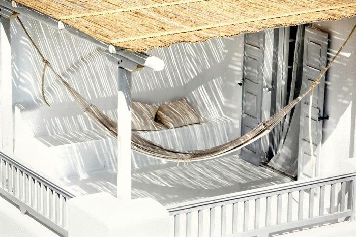 mikonos terraza hoteles especiale hamacas