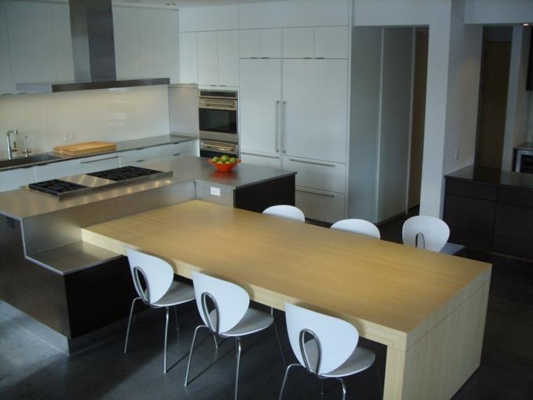 mobiliario de cocinas mesa