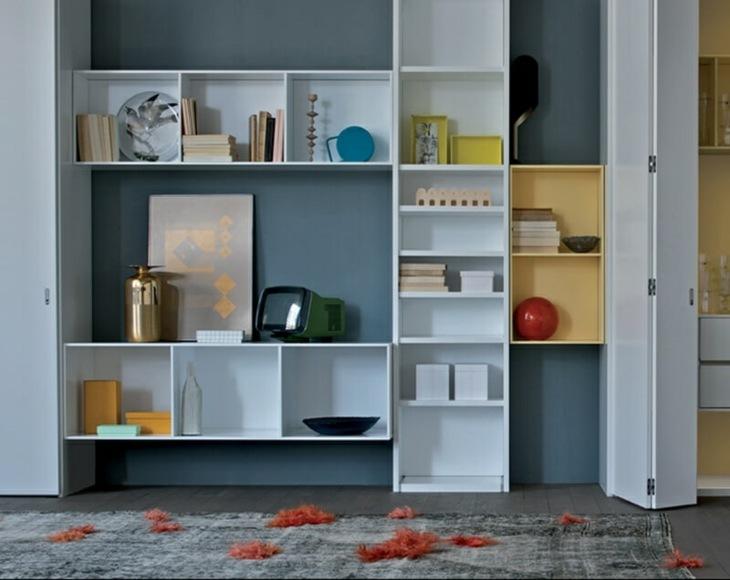 mobiliario modular grises salas abatible