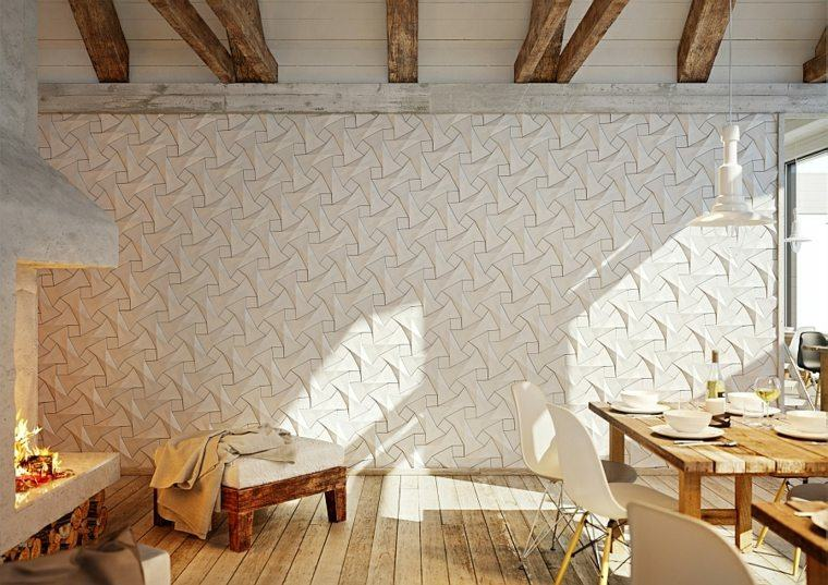 mosaico-pared-color-blanco-casa-moderna-diseno