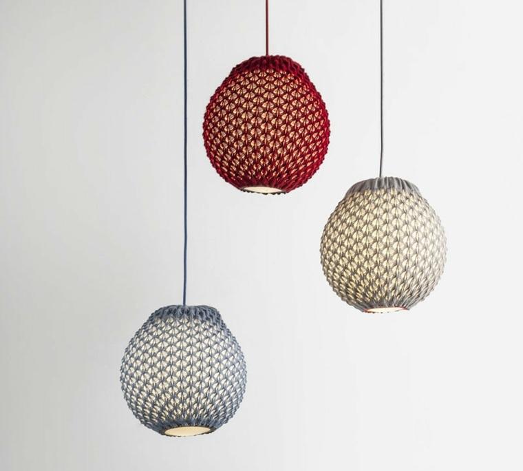 mueble tapizado lámparas tapizadas