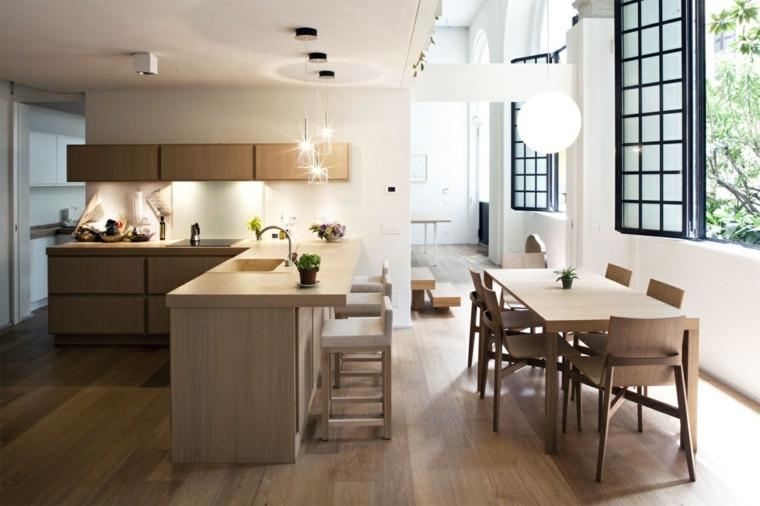 muebles elegantes estilos conceptos madera