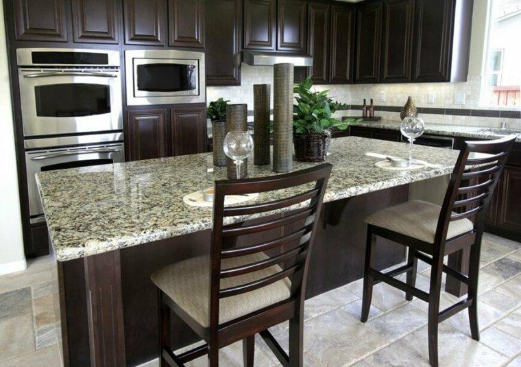 Cocina mesa alargada - Cocinas con mesas ...