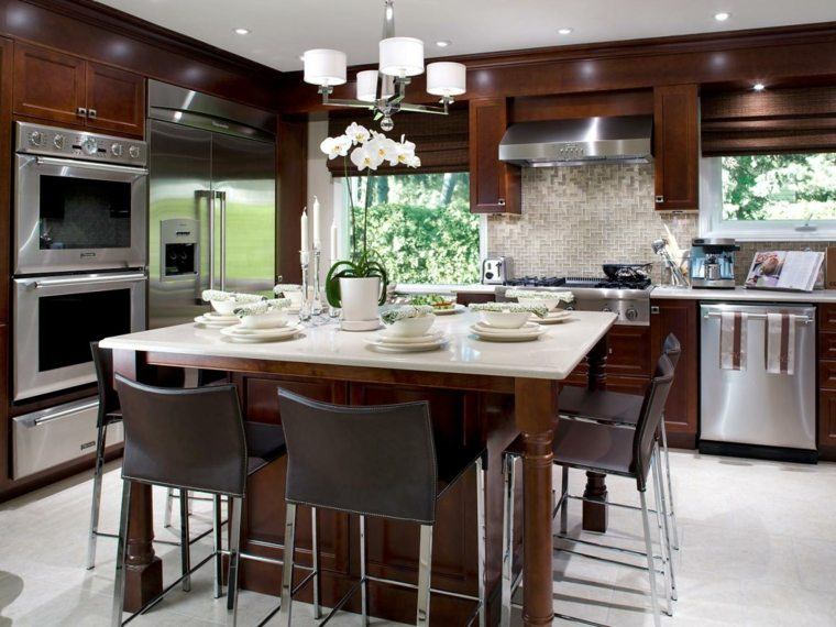 muebles para la cocina centro