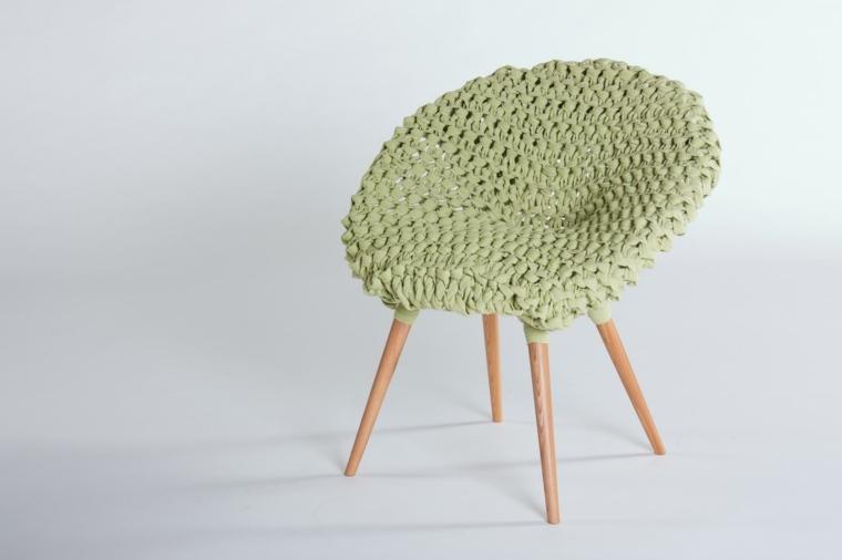 muebles tapizados decoración otoñal inteiores