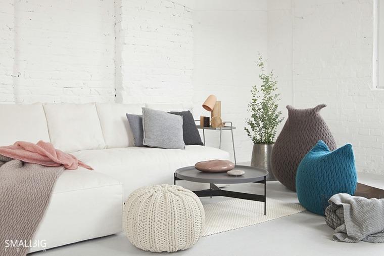 muebles tapizados decoración