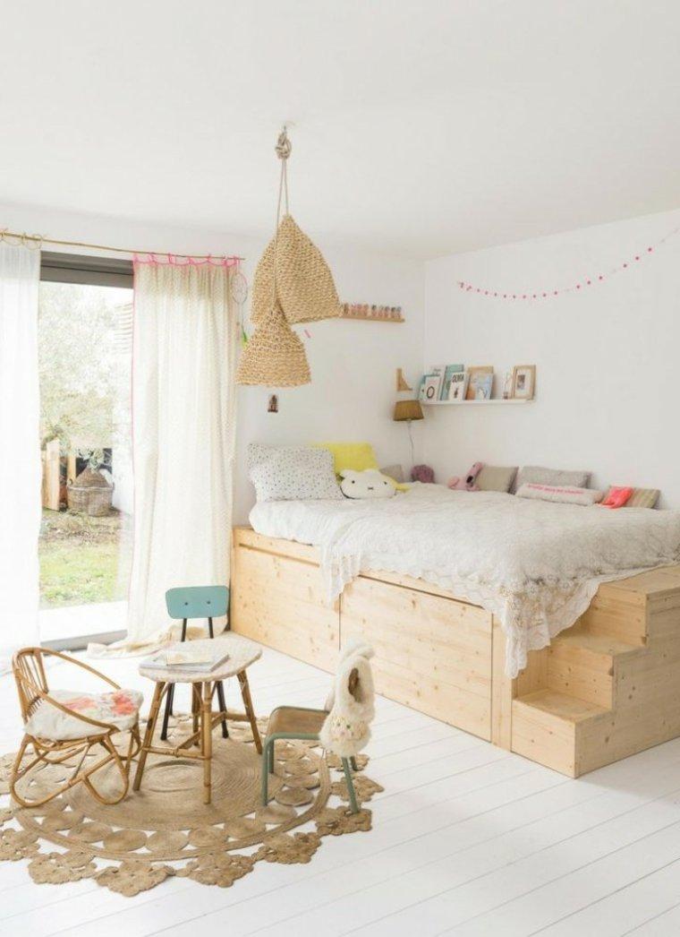 Muebles de madera modernos ideas para cada habitaci n - Muebles de madera natural ...