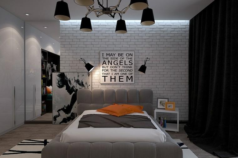 muros carteles ladrillos especiales efectos