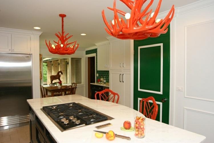 naranja colores puertas speciales puertas