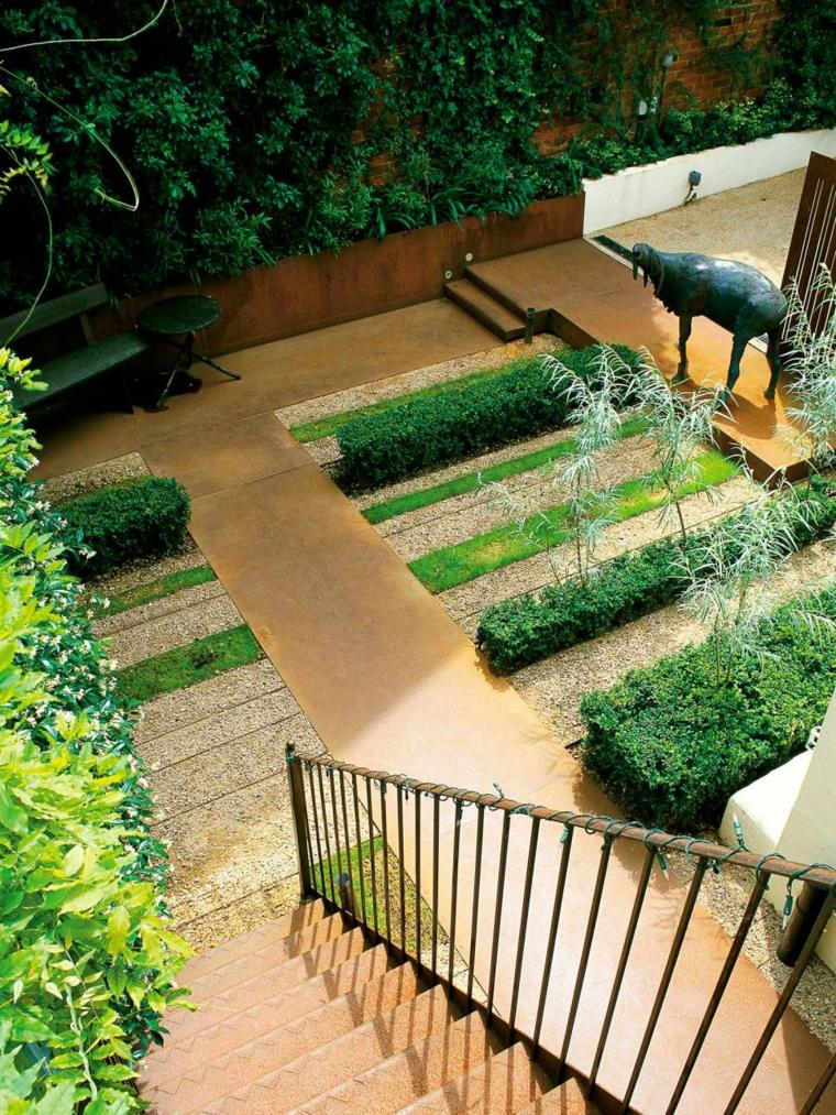 original diseno decoracion jardin
