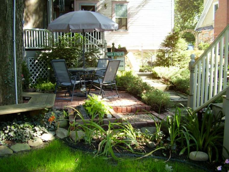 original diseño terraza jardin