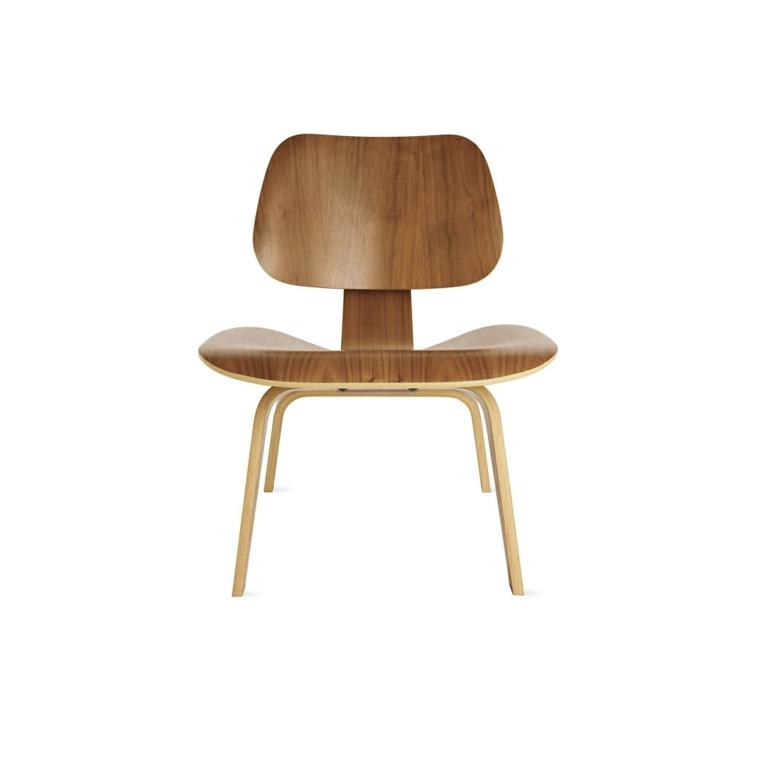 original diseño silla Eames madera