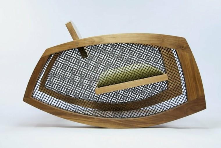original diseño mecedora madera