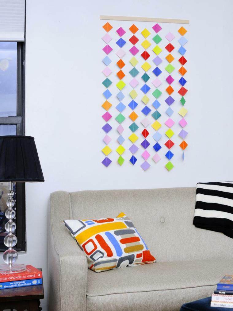papel colorido cortinas especiales fuentes