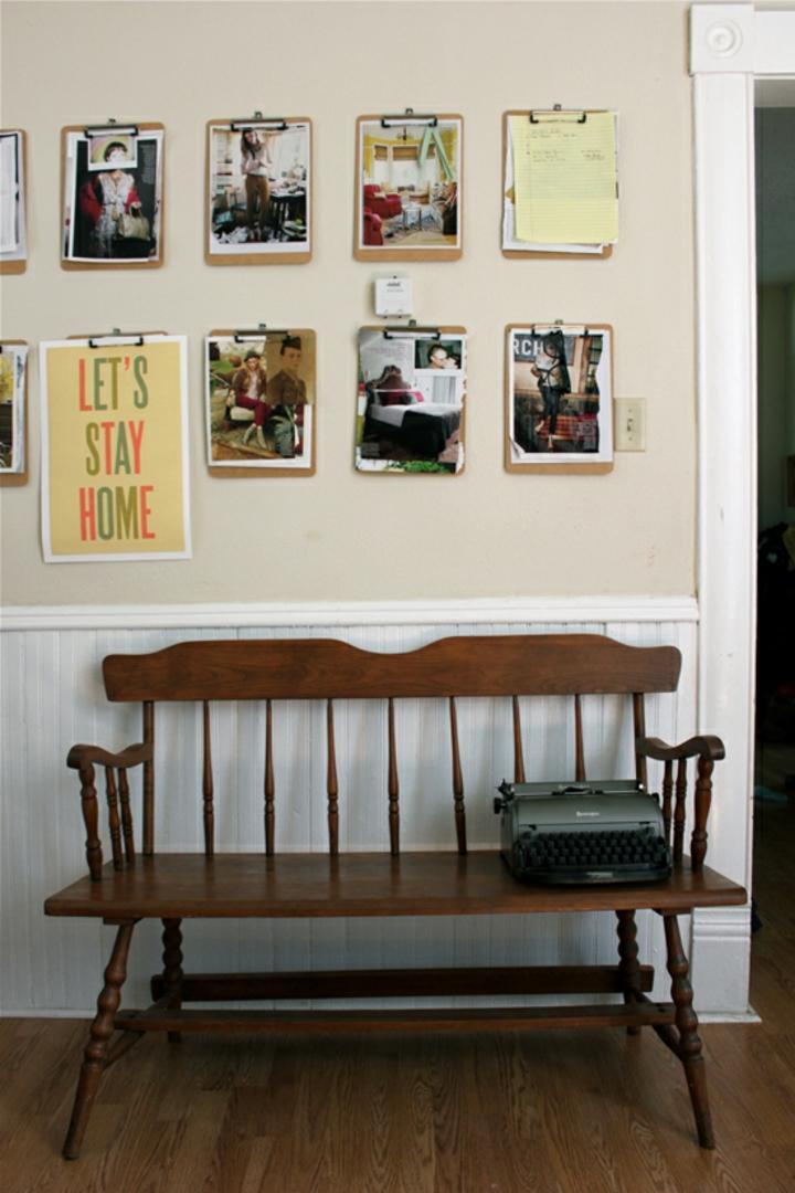 paredes decoracion arte diferentes maquinas