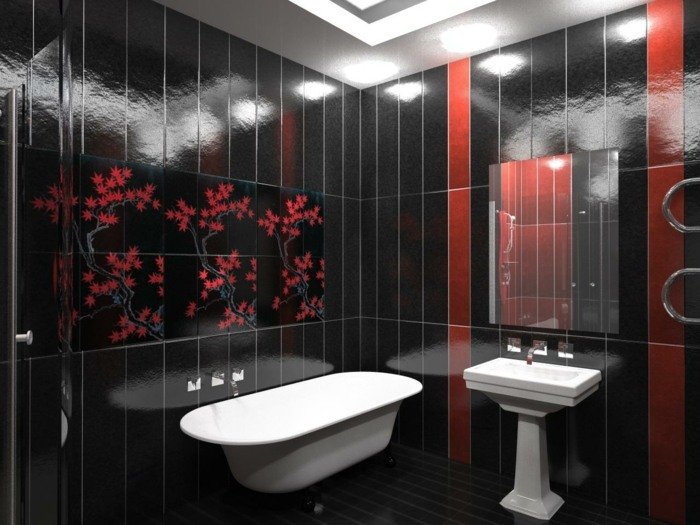 paredes decoradas especiales flores lineas