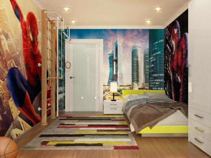 Dormitorios juveniles, ideas increíbles para diseños creativos