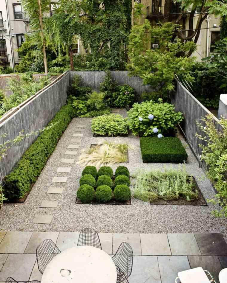 patio diseño salas cabillas segmentos