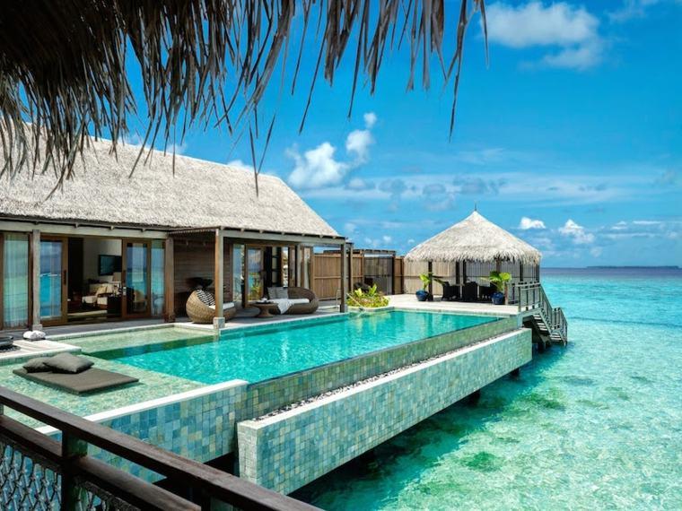 piscinas grandes diseño