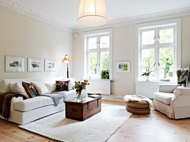 piso estilo nordico Estilo Nrdico En La Decoracin Del Interior