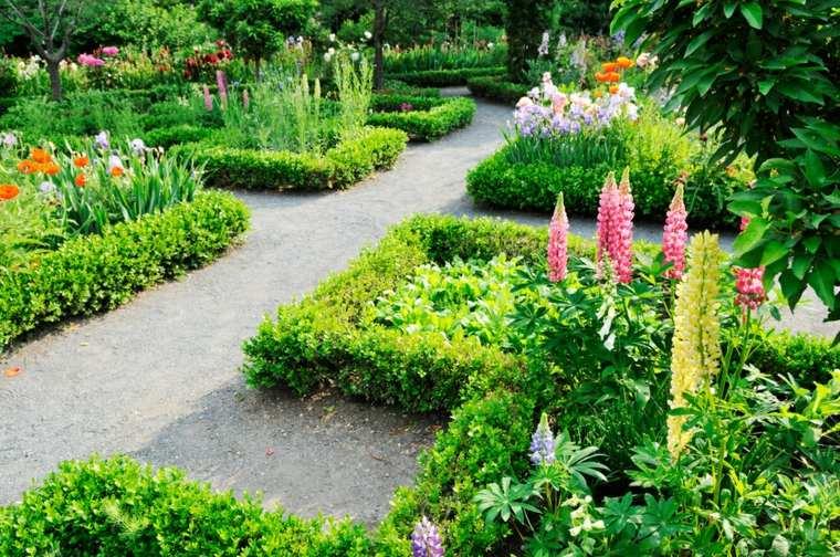 plantas bajas permiten vista patio pequeñas